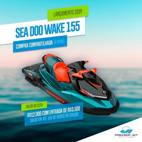 jet ski sea doo gti 155 wake pro - 1/8