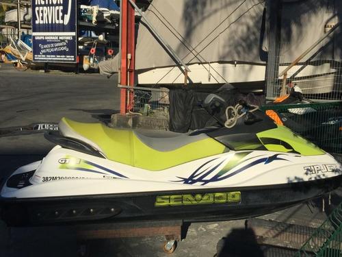 jet ski sea doo gti se 155 2008