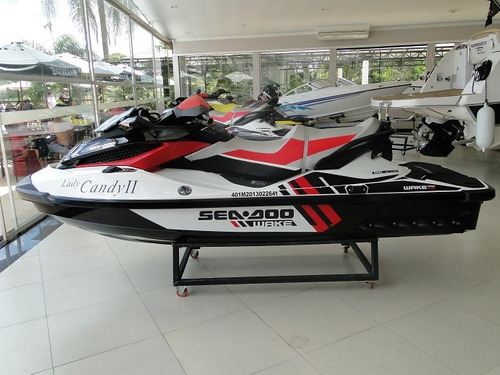 jet ski sea doo wake pró 2015