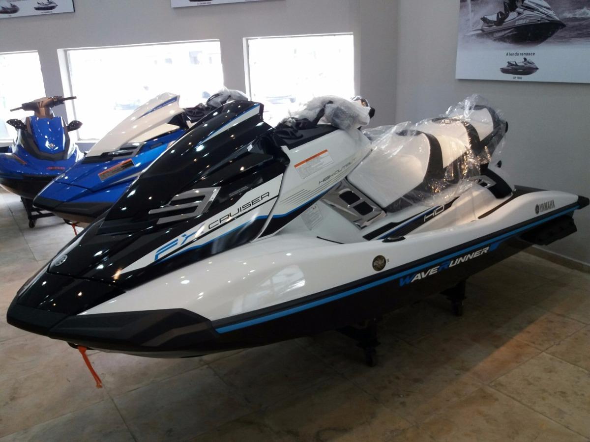 Jet ski yamaha fx cruiser ho 2018 0km sea doo rxt svho gtx for Jet ski prices yamaha