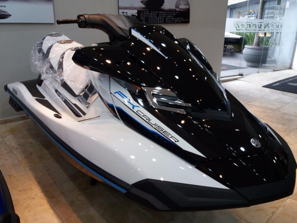 jet ski yamaha fx cruiser ho 2018 0km sea doo rxt svho gtx r em mercado libre. Black Bedroom Furniture Sets. Home Design Ideas