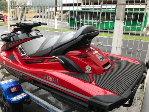 jet ski yamaha fx cruiser svho 2017