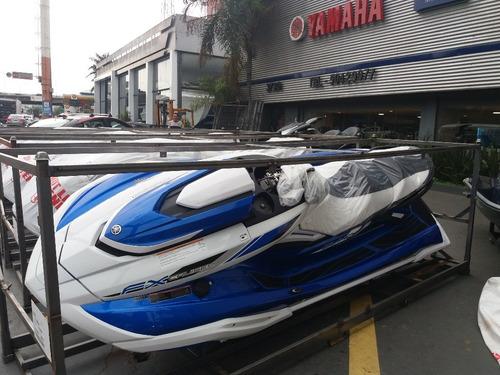 jet ski yamaha fx cruiser svho 2019 azul racing gp 1800 ho