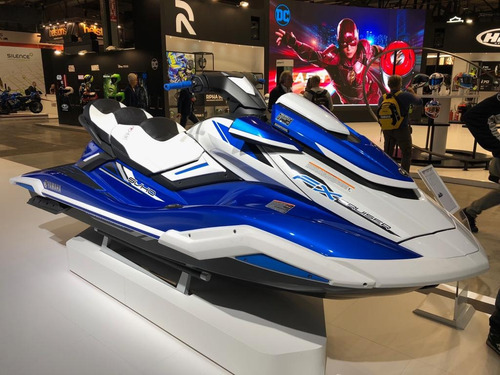 jet ski yamaha fx cruiser svho 2019 lançamento ho rxt gtx vx