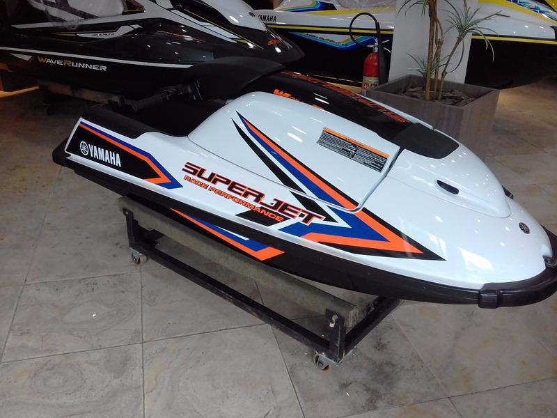 jet ski yamaha super jet 2016 0km vx 700 sea doo gti sxr 800