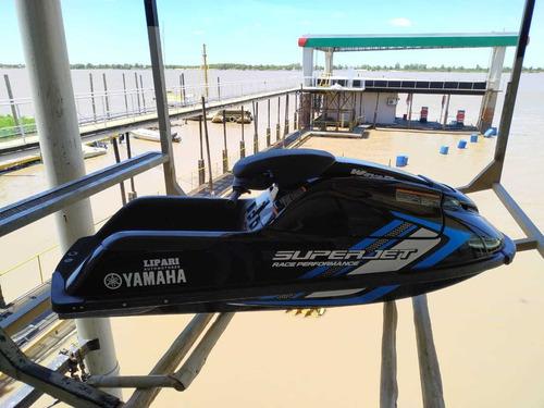 jet ski yamaha superjet 701 año 2015 con 36hs de uso