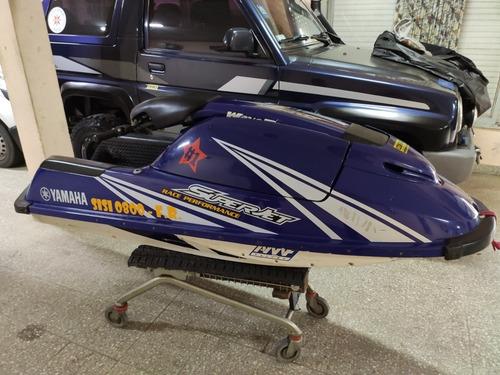 jet ski yamaha superjet 701  c/ accesorios titular al día