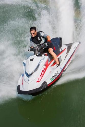 jet ski yamaha vxr 1.8 aspirado mais veloz do mundo ! 2016