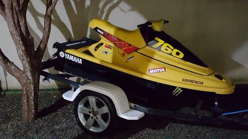 jet ski yamaha wave blaster 700cc
