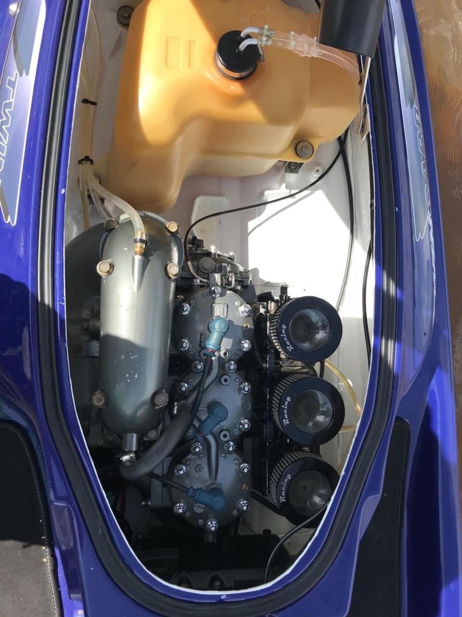 Jet Ski Yamaha Wave Blaster I Motor 1 100 Kawasaki