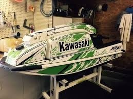 jet sky kawasaki 550 sx r  96  ventas permutas