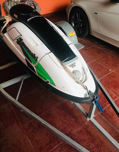 jet sky  kawasaki 750 ski pro. jetsky (permuto x moto/cuatr)