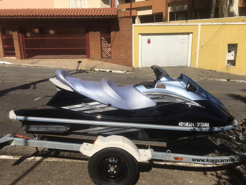 jet sky vx cruiser wave runner 1100 cc 110 hp - 3 lugares