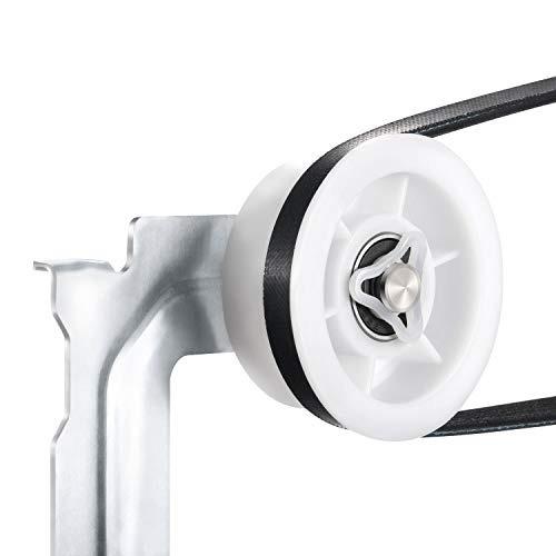 jetec  kit de reparación de secador de ropa incluye rodill