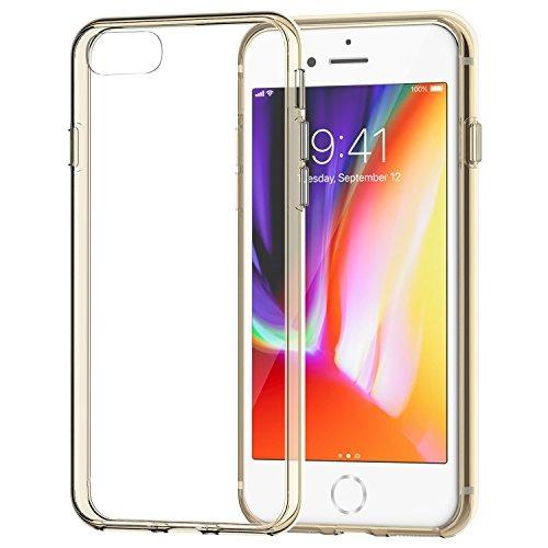 jetech funda iphone 7 de apple, compatible con iphone 8,