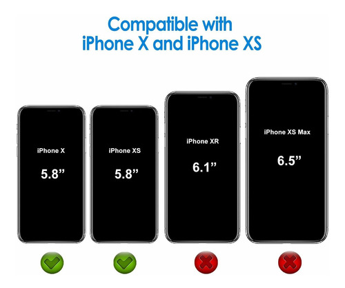 jetech iphone xs 2018 mode y el iphone x 2017 mode scre