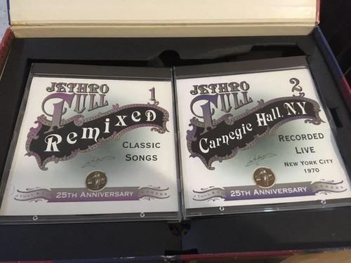 jethro tull -25th anniversary -4 cds de colección (40)