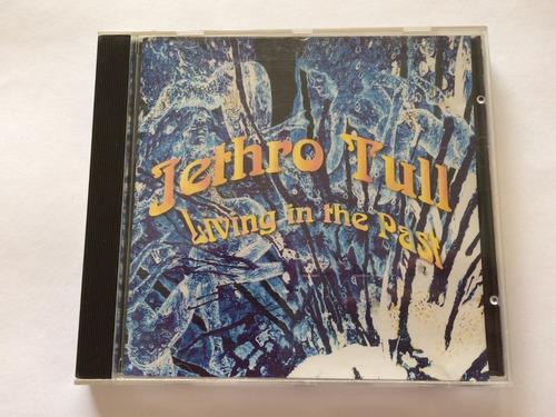 jethro tull - living in the past - cd ao vivo em 1984 imp.