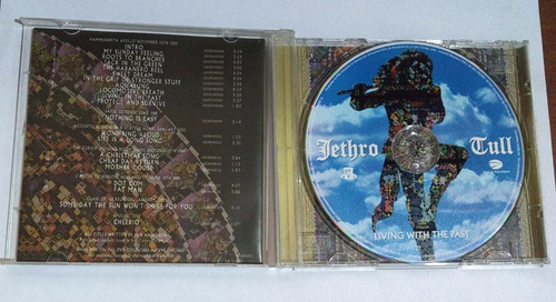 jethro tull living with the past cd