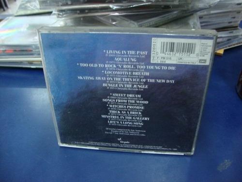 jethro tull - original masters - cd importado