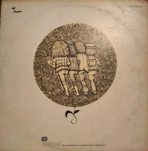 jethro tull - stand up (edición original uk en vinilo)