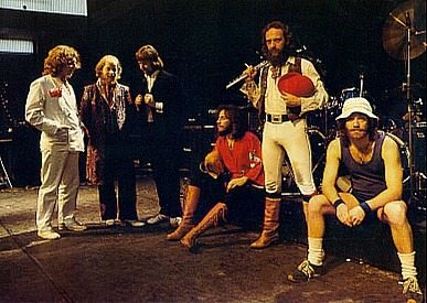 jethro tull - too old to rock'n'roll