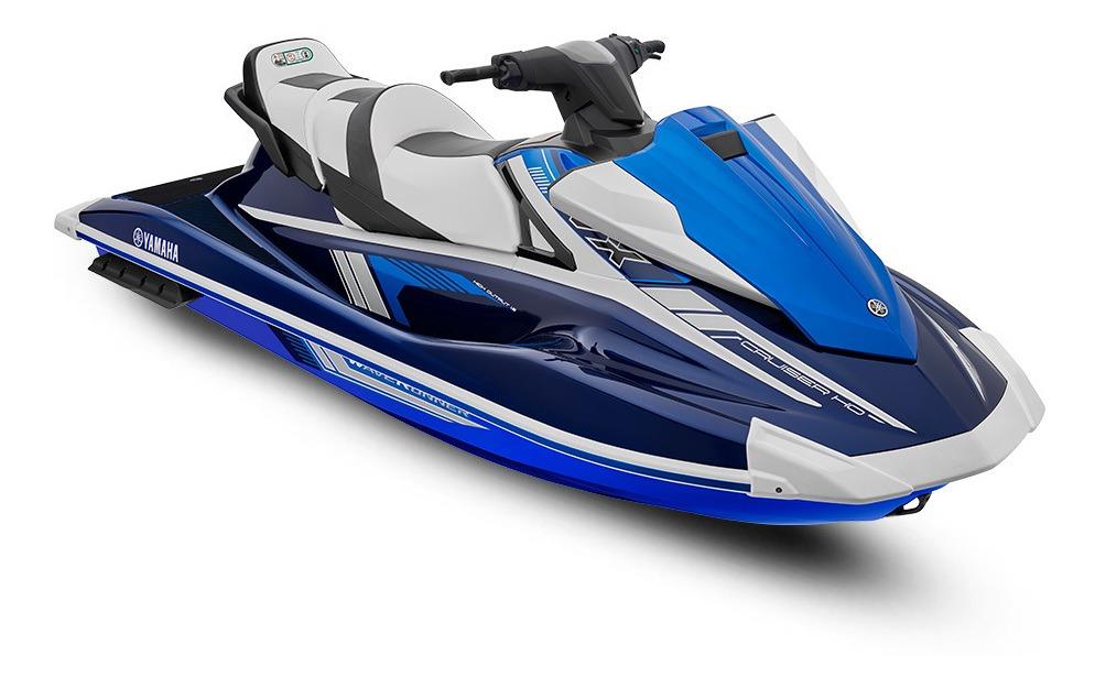 2021 Yamaha Marine Vx Cruiser Ho VX1800B-WA AUDIO