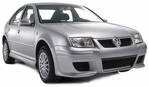jetta a4 2007 al 2000 fascia delantera modificada oficial vw