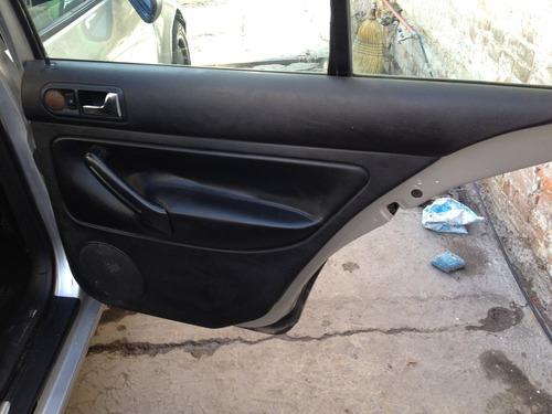 jetta vr6 aut. chocado partes refacciones autopartes piezas.