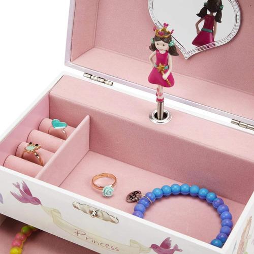 6b452224044b Jewelkeeper Unicornio Joyero Musical Hada Princesa Corazo ...