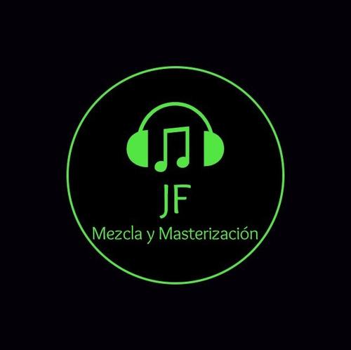 jf mezcla y masterización