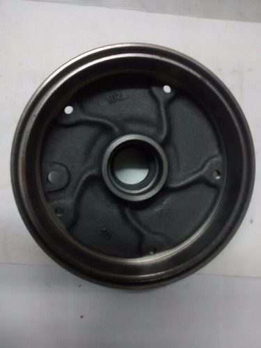 jg c/2 tambor freio diant vw 1200 1300 1500 fusca até 1974