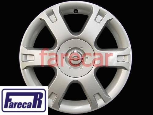 jg c/4 peças calota roda vectra elegance 06 a 11 original gm