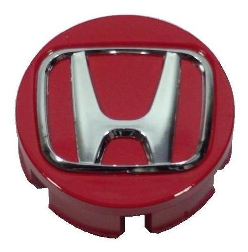 jg calota calotinha centro vermelha roda new fit lx, city lx