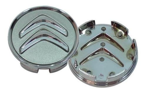 jg calota centro prata roda citroen c3 c4 picasso aircross