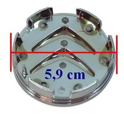 jg calota miolo prata roda citroen c3 c4 picasso air cross