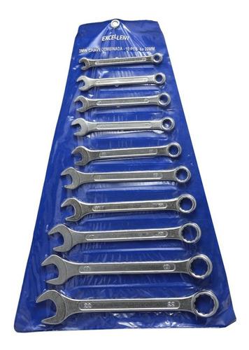 jg chave combinada boca estrela 6 a 22mm 12 pcs eda1wt