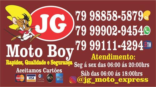 jg moto boy
