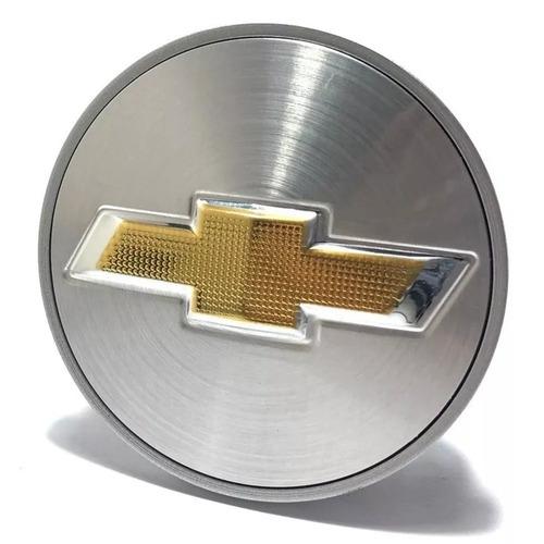 jg.4 calotas centro miolo roda chevrolet vectra elite prata