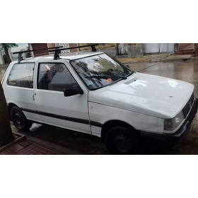 Jgo Barras Portaequipajes Fiat Uno 2 Y 4 Puertas Reforzadas