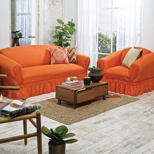 Jgo de 3 fundas para sala piezas mexica vianney envio for Fundas para muebles de sala modernos