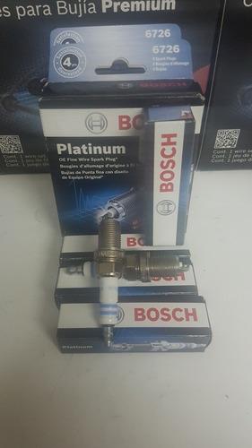 jgo. de bujias platino para chevrolet optra y corsa 1.4