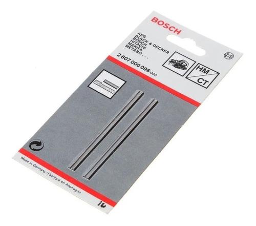 jgo. de cuchillas para cepillo bosch/skil 82 mm