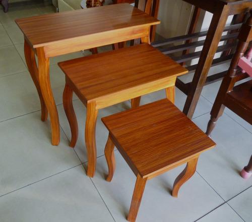jgo de mesas rectangulares