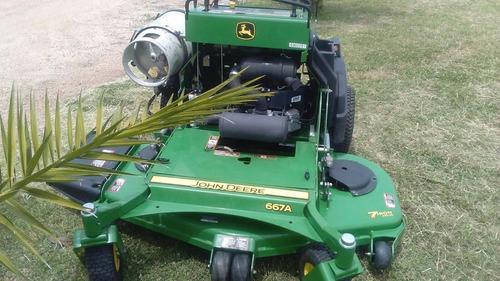 jhon deer quik trak (giro 0). muy poco uso!!! impecable!!!