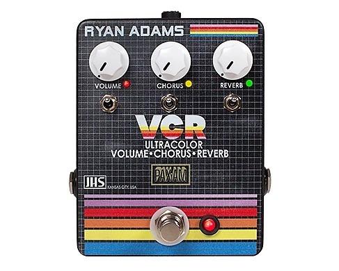 Jhs The Vcr Ryan Adams Paxam Signature - Novo - Lacrado