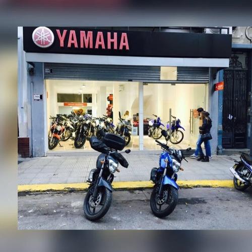 jianshe 125 6 by 6by !! no yamaha ybr 125 full ed z rouser !