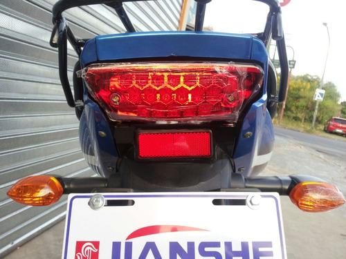 jianshe 125-6b modelo 2018