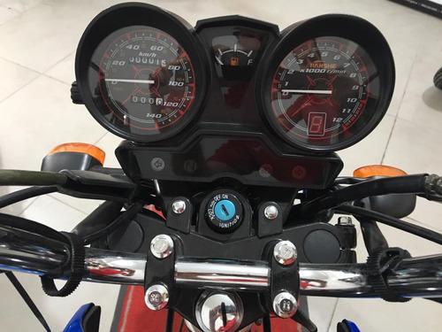 jianshe js 125 6b new 2019 dbm motos financio permuto