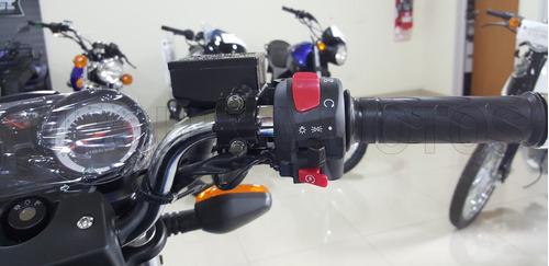 jianshe js 125 6by creditos personales 0km  urquiza motos